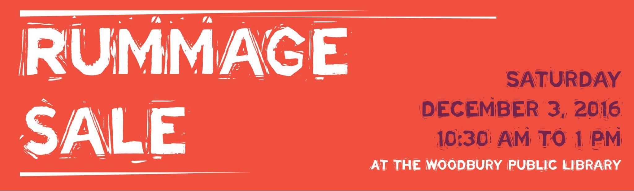 12-03-16 rummage sale